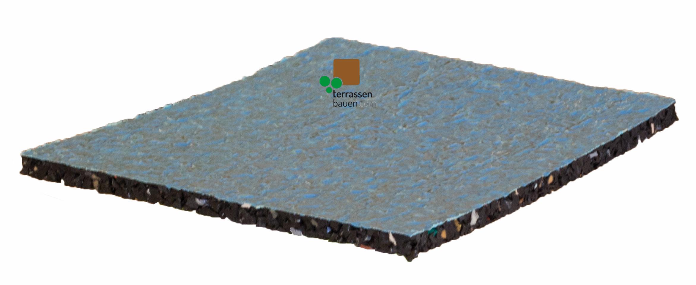 K&R Terracon Isopad Gummigranulatunterlage mit Beschichtung