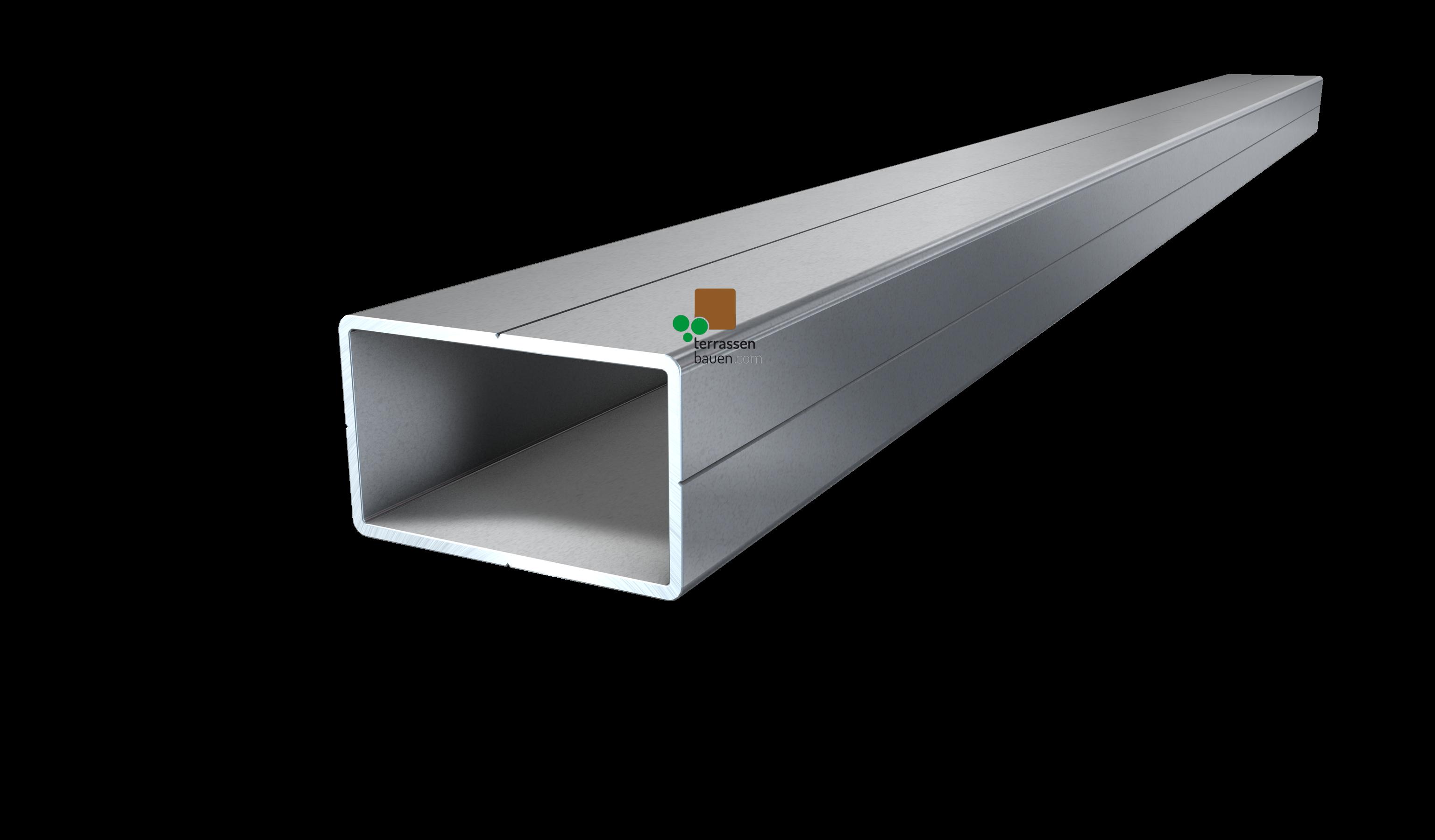 K&R Aluminium-Unterkonstruktion, 50x30x3000mm