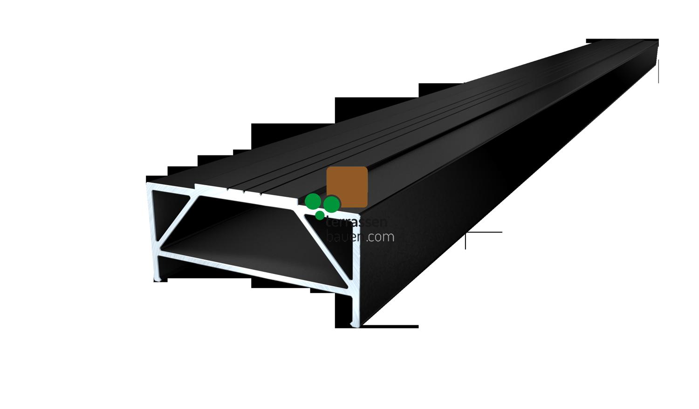 K&R Terracon Isostep TWIXT, 64x30mm