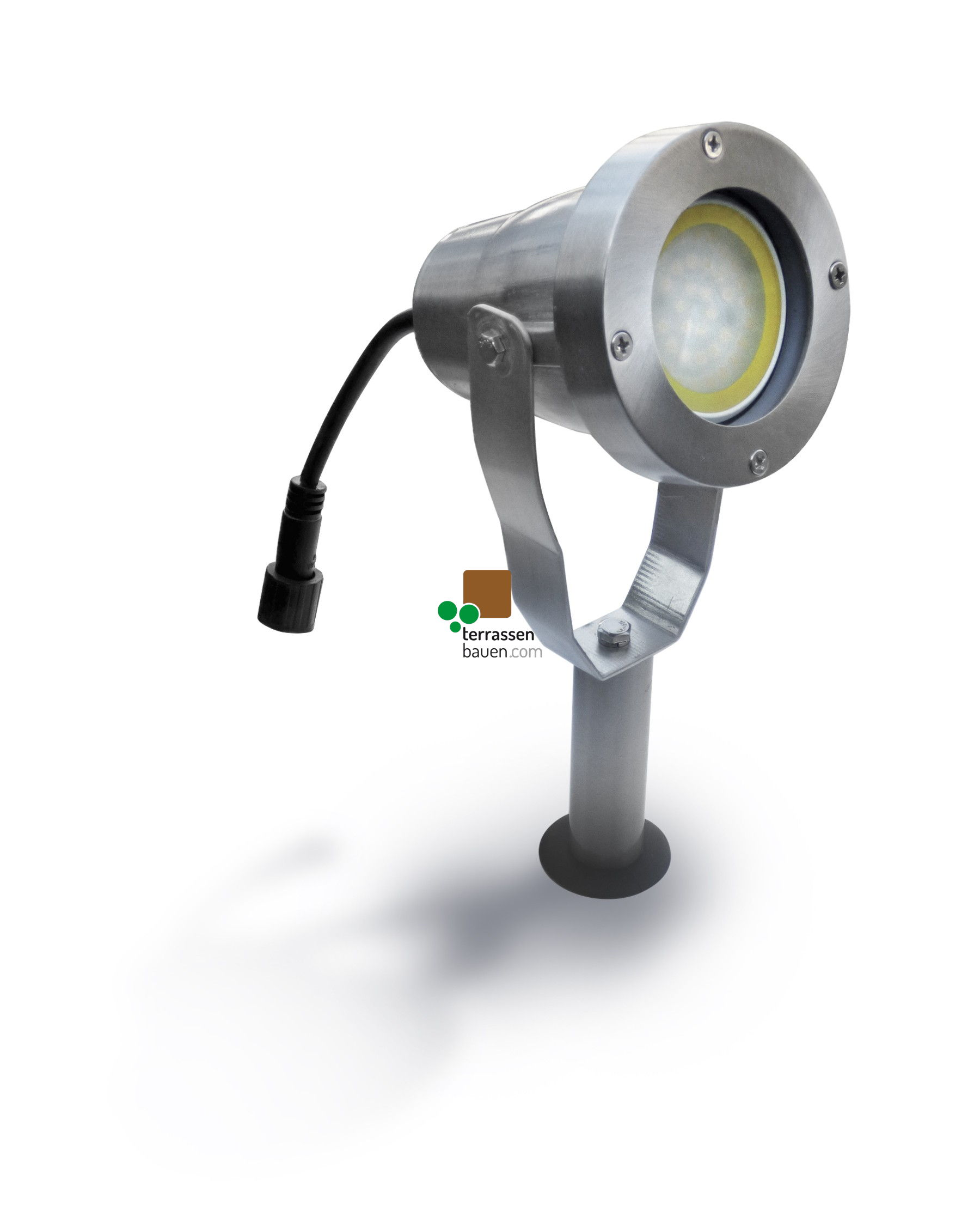 "EasyConnect LED Außenleuchte Aluminium ""AvantGarde"", 230VAC, 4W, 1 Stück"