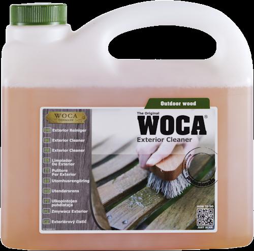WOCA Exterior Cleaner - Holzreiniger, 2,5 l