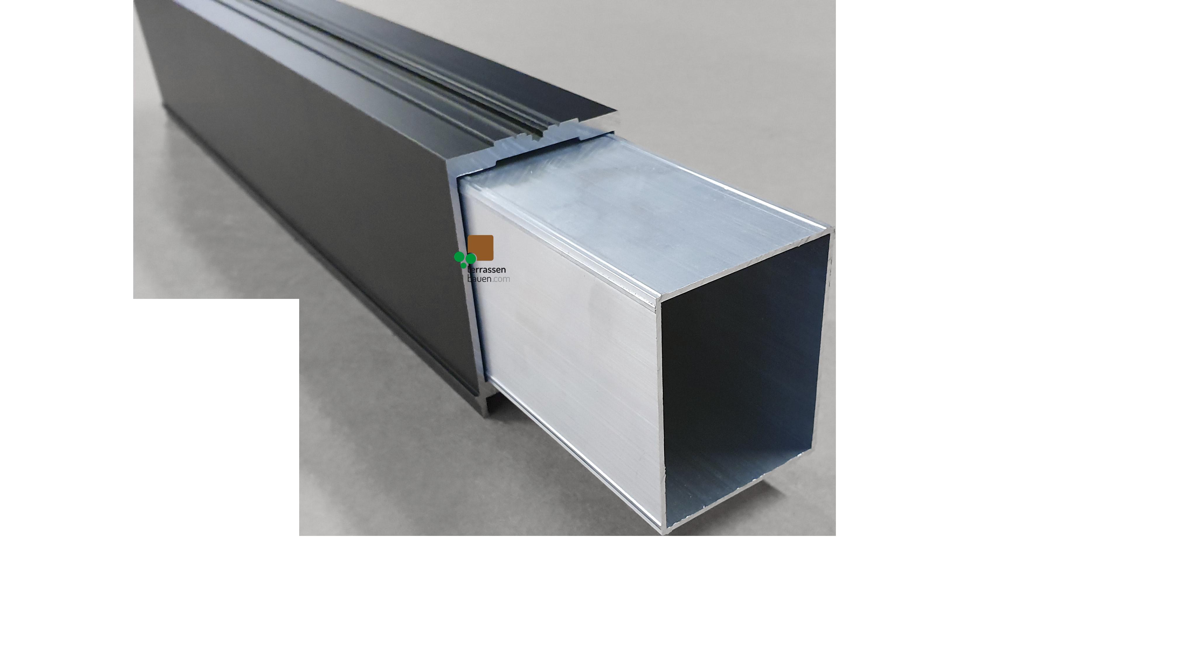 K&R Terracon Verbinder für Isostep MEGA, 4 Stück
