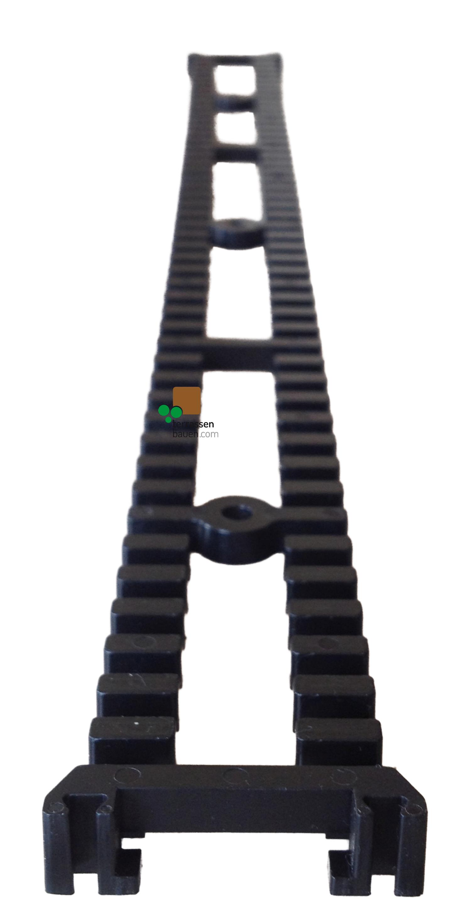 K&R Terracon Systemleiste, 40cm, VPE 60 Stück (= 24 lfm)