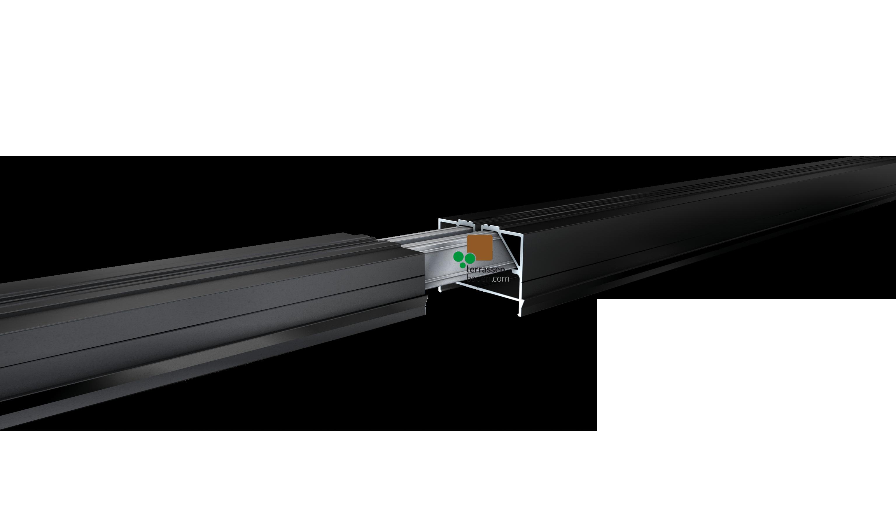 K&R Terracon Übergangsverbinder für Isostep SMART auf TWIXT oder BIG, 8 Stück
