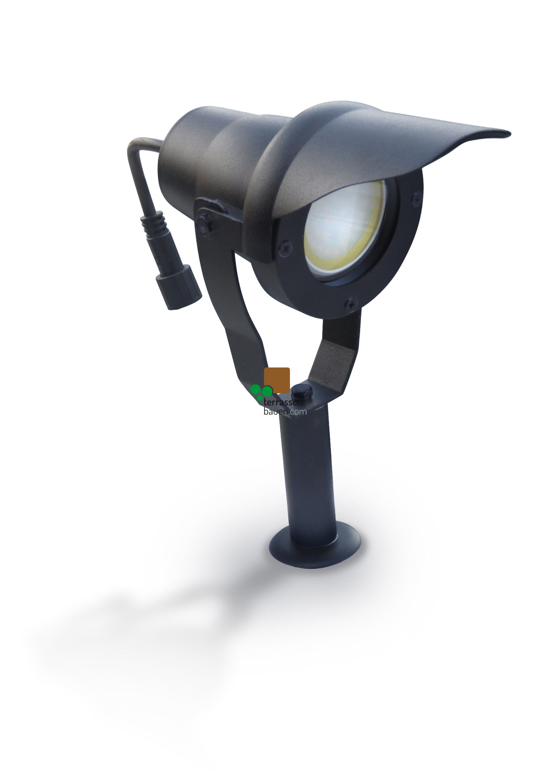 """EasyConnect LED Außenleuchte Aluminium """"OPTIMUM 20"""", 230VAC, 6,5W, 1 Stück, verschiedene Ausführungen"""