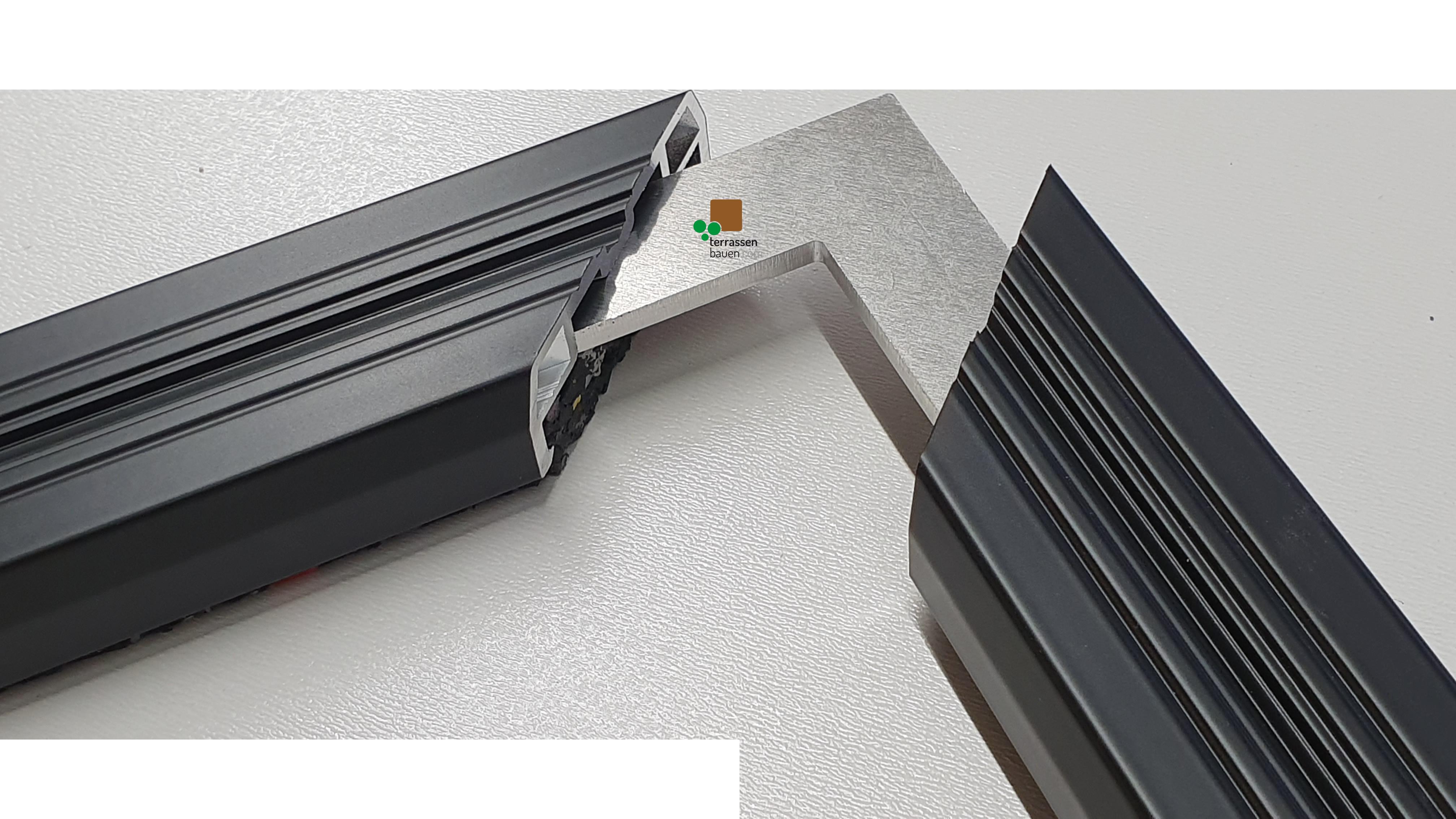K&R Terracon Eckerverbinder für SMART Isostep, 80mm Schenkellänge, 4 Stück