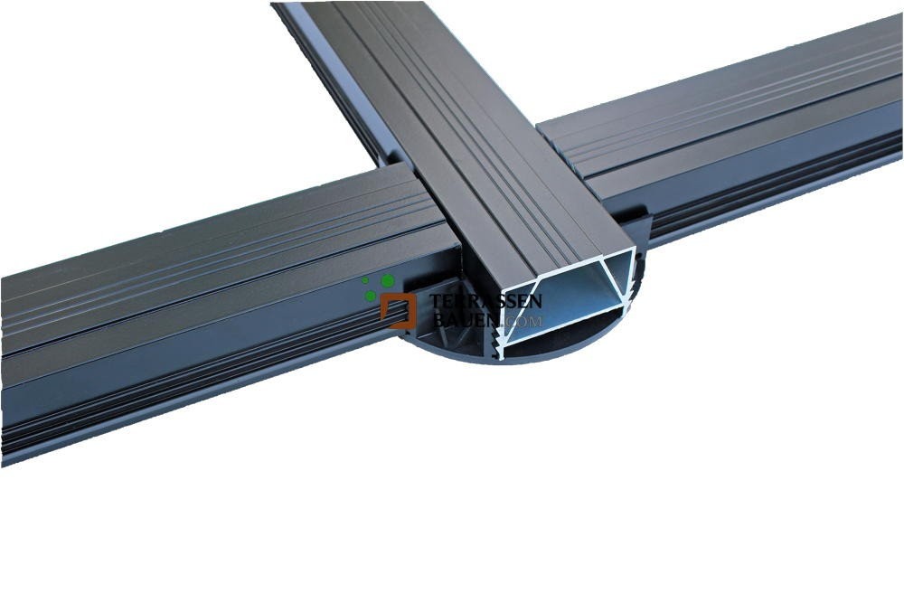 K&R Terracon DA-Verbinder für Isostep TWIXT, BIG und H