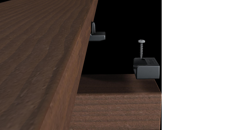 K&R Clipper-Start für Holz- und Aluminiumunterkonstruktion, 20 Stück