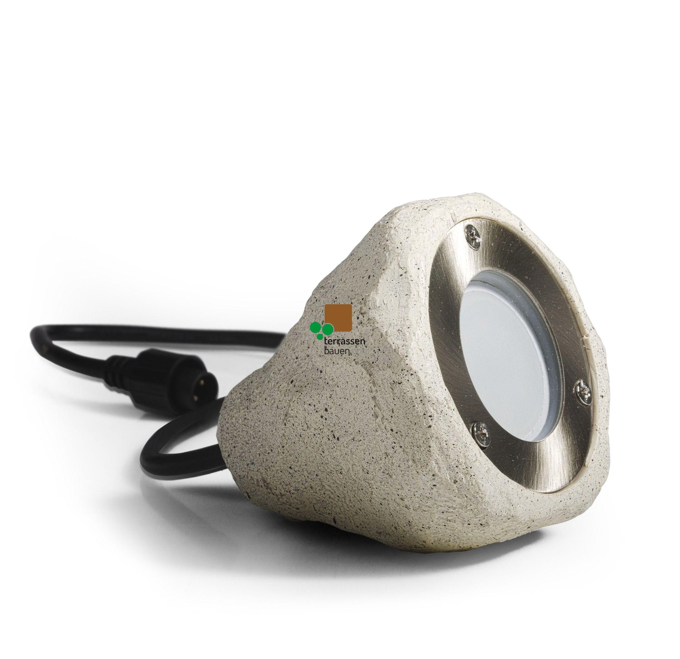 "EasyConnect LED Außenleuchte ""Stone"", 230VAC, 1 Stück"
