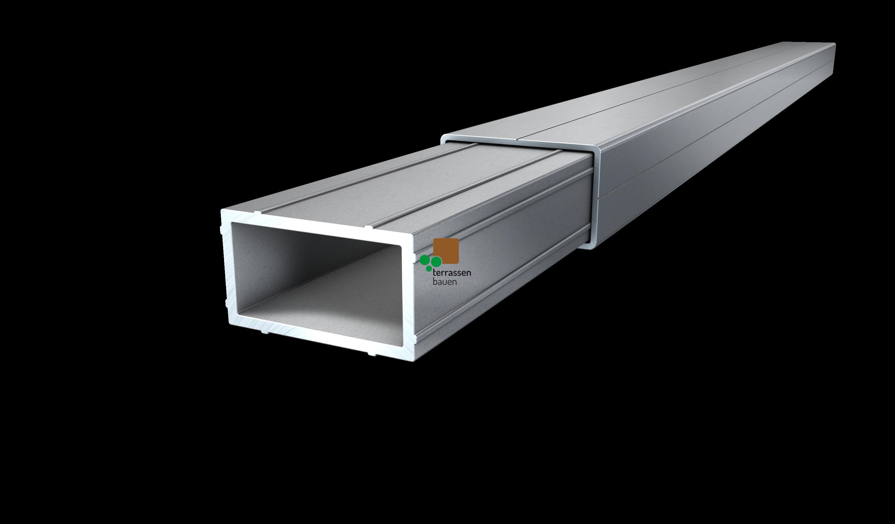 K&R Terracon Verbinder für Alu UK 50x30mm, 4 Stück