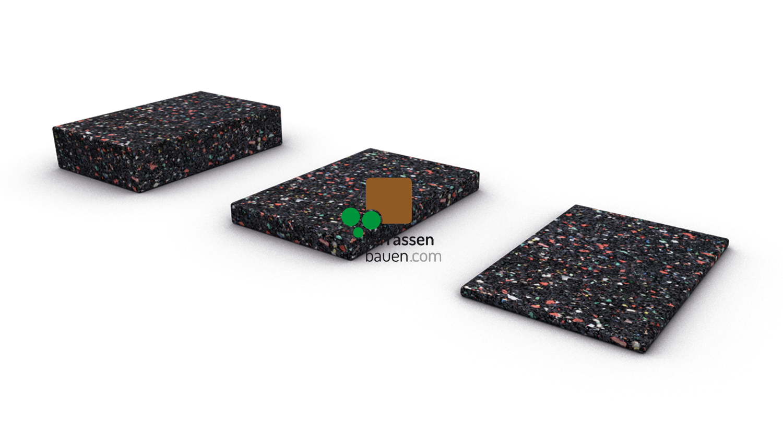 K&R Terracon Isopad Gummigranulatunterlage