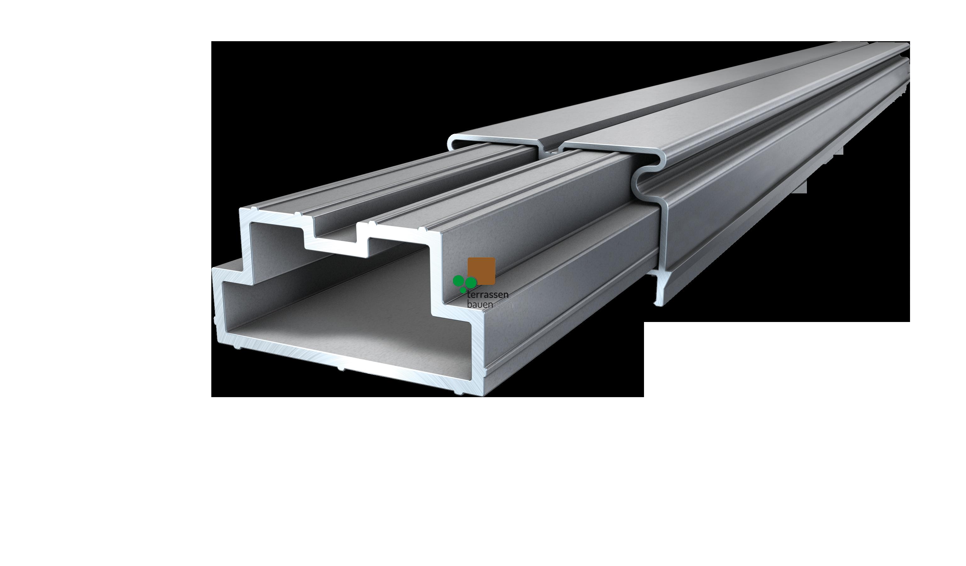 K&R Terracon Verbinder für Isostep H, 4 Stück