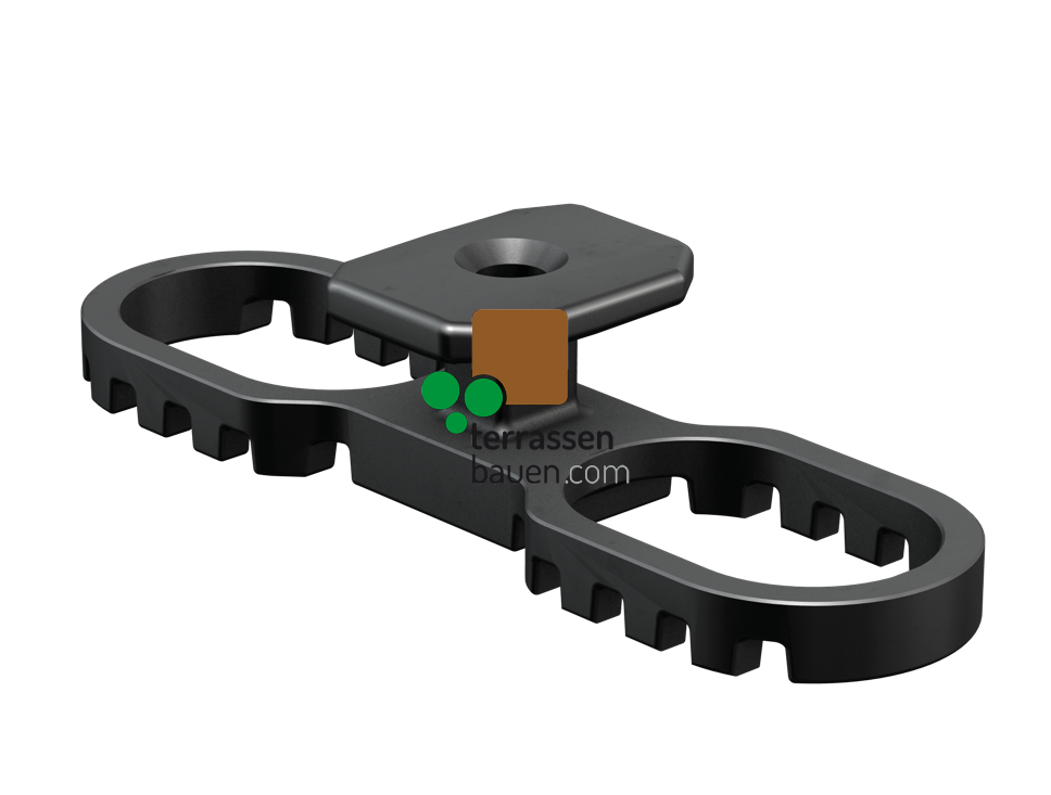 K&R Terraflex mit Schraube, verschiedene Mengen und Ausführungen