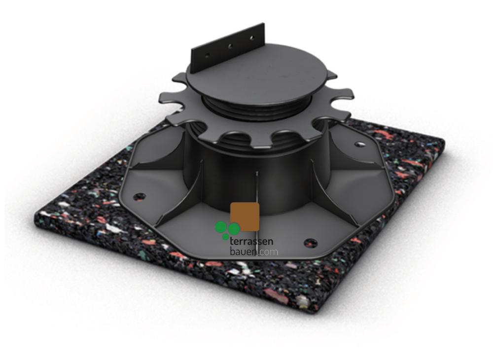 K&R Terracon Isopad für Terrassenlager, 10 Stück