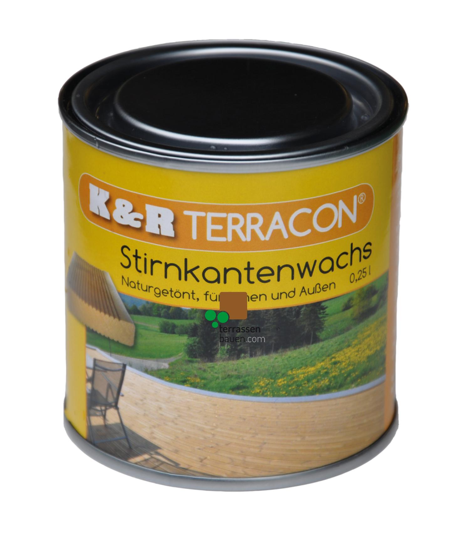 K&R Stirnkantenwachs, 250ml Dose