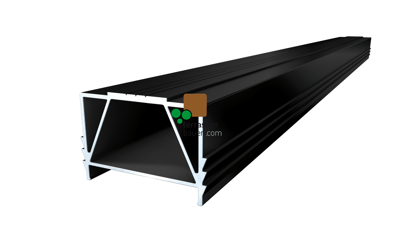 K&R Terracon Isostep BIG CLIP, 64x45x4000mm