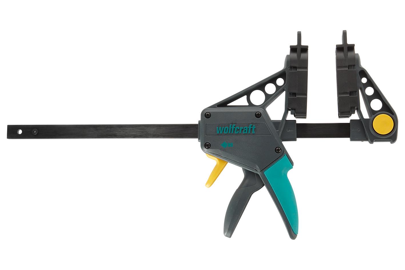 Wolfcraft Montagezwinge für Terrassendielen (450mm)